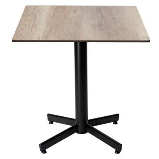 Restaurangbord Stable Table med OnTop Vintage Wood