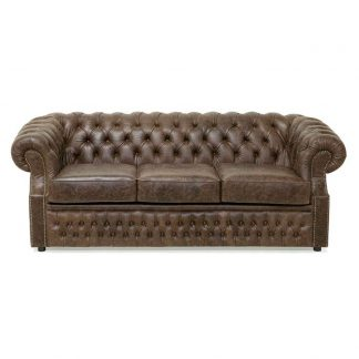 Chesterfield Soffa 3-sits