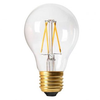 Elect LED Filament Normal 60mm. Klar E27