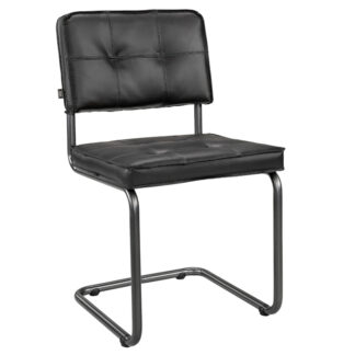 CARLOS Dining chair buffalo leather